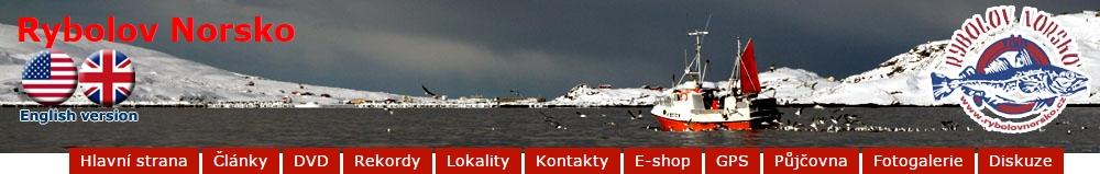 Rybolov Norsko