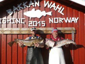 Sjø- og havfiske - Bakkan Wahl